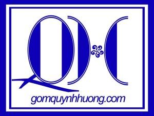Logo gốm Quỳnh Hương