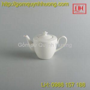 Bát đĩa Bát Tràng - Ấm trà 0,5L