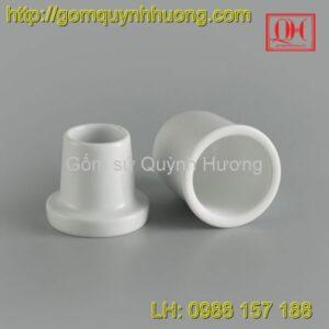 Bát đĩa Bát Tràng - Ống tăm gốm sứ