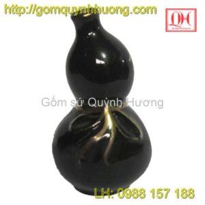 Nâm rượu gốm sứ Bát Tràng - Hồ lô gốm sứ