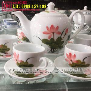 Bộ tách trà cao cấp, ấm pha trà dung tích 500ml, 650ml, 800ml