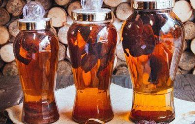 cách dùng rượu táo tàu