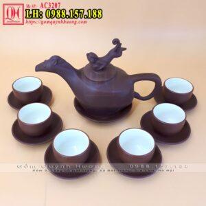 Bộ trà tử sa 1