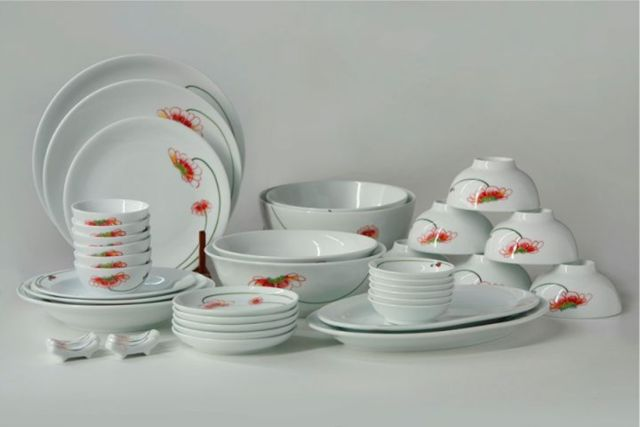 các mẫu bát đĩa đẹp 5.
