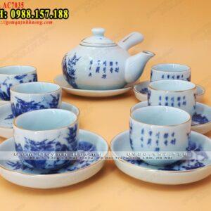 Chọn mua bộ ấm trà đẹp 1