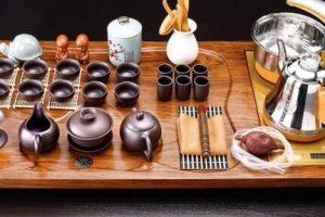 Bộ dụng cụ pha trà gồm những gì? | Gốm Quỳnh Hương